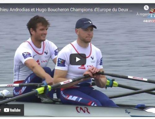 Matthieu Androdias et Hugo Boucheron Champions d'Europe !