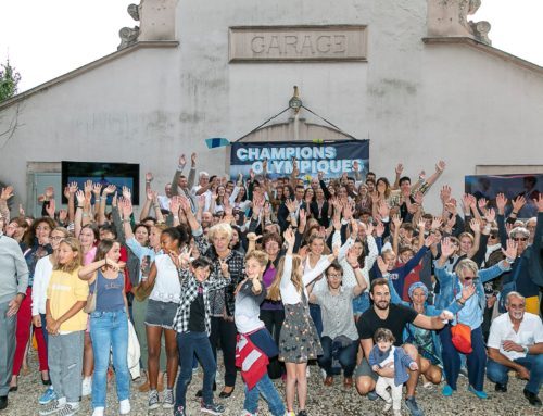 Fête du CALyon et des Champions Olympiques : samedi 2 octobre!